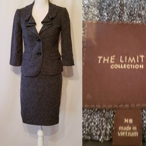 Limited skirt suit